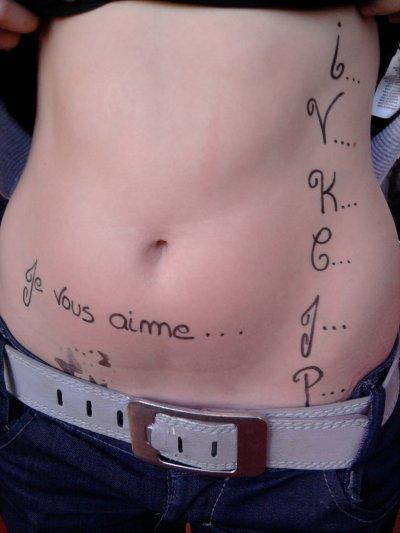 krissy :) <3..Ma Boulette
