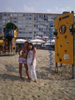 Lola & Moi a la Mere , 2011- en Juin :) <3..