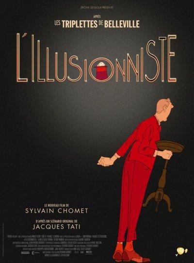 CESAR 2011 L'illusionniste