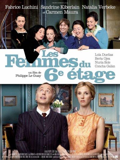 CESAR 2012 Les femmes du 6° étage