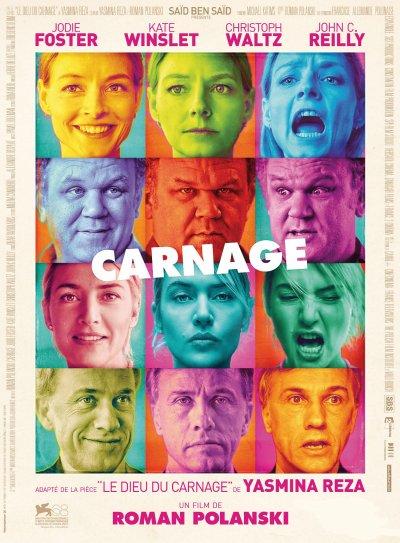 CESAR 2012 Carnage