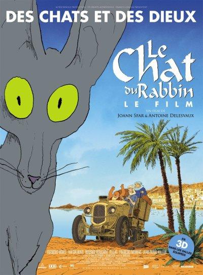 CESAR 2012 Le chat du rabbin