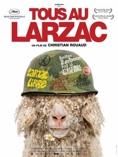 CESAR 2012 Tous au Larzac