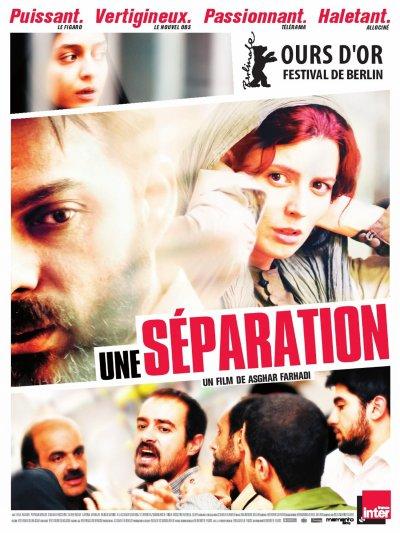CESAR 2012 Une séparation