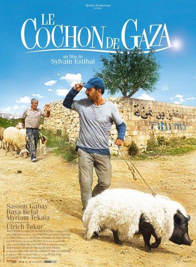 CESAR 2012 Le cochon de Gaza