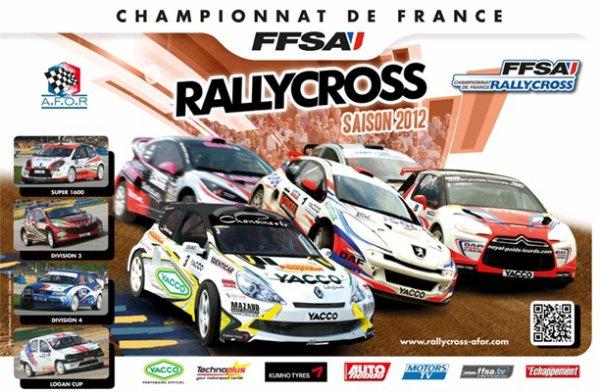 Prochain Rallycross Direction Essay (14-15 octobre 2012)