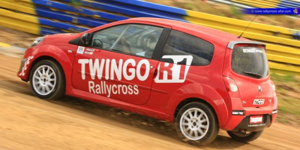 COUPE TWINGO R1 Rallycross 2013