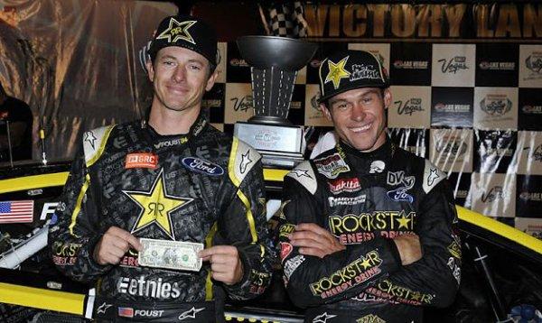 Global Rallycross: Brian Deegan veut faire chuter Tanner Foust