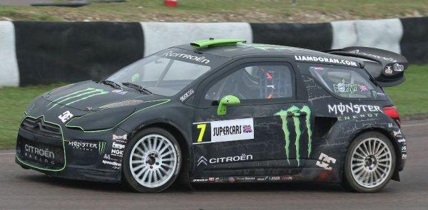 Rallycross Europe: Monster Energy pose ses griffes sur le championnat d'Europe