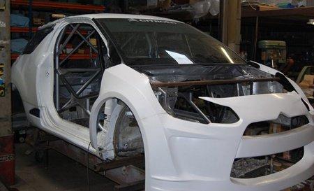 Cap sur 2013 pour David Meslier et la Citroën DS3