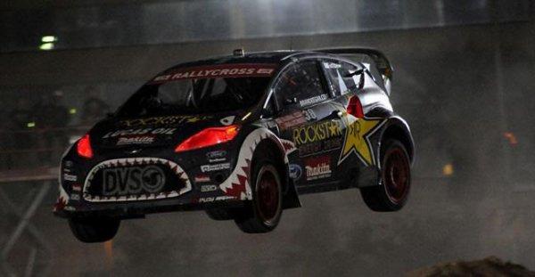 Global Rallycross: Un retour tonitruant signé Brian Deegan