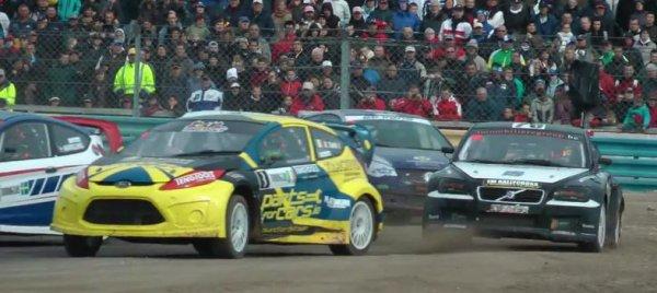 Rallycross Europe: Mondello Park renoue avec son passé
