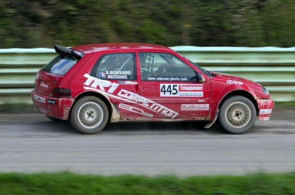 Rallycross France: Des sensations retrouvées pour Steven Bossard