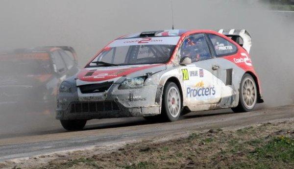 Rallycross France: Kevin Procter annonce la couleur