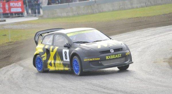 Rallycross Europe: Une première sortie concluante pour Anton Marklund