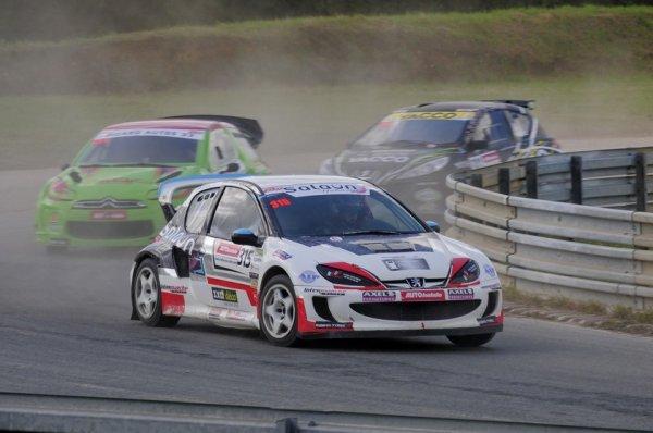 Rallycross France: La saison de Jonathan Pailler en images