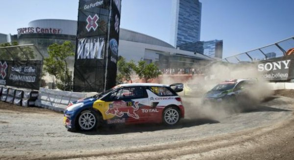 Global Rallycross: Neuf manches au calendrier 2013?