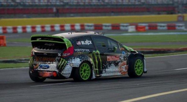 Rallycross Europe/GRC: M-Sport et Malcolm Wilson proches du Rallycross ?
