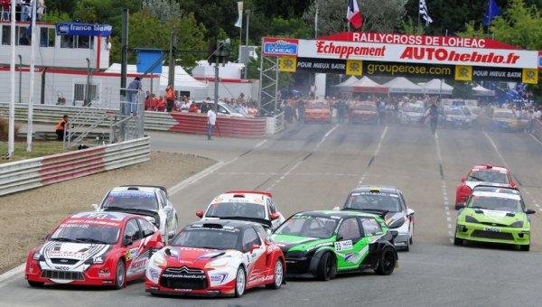 Rallycross Europe: La manche de Lohéac confirmée pour 2013!