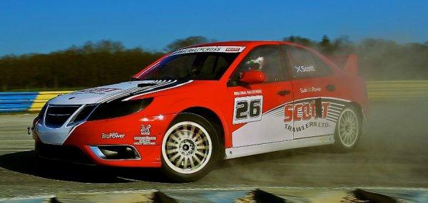 Rallycross Europe/GRC: Andy Scott parle de 2013