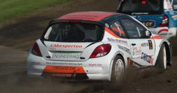 Rallycross Europe: La saison d'Ulrik Linnemann en vidéo