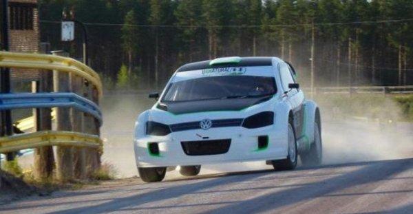 Rallycross Europe: La JRX Cup repartie pour un tour!