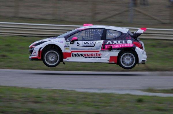 Rallycross France/Europe: Fabien Pailler affiche son incompréhension