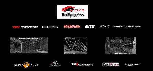 Rallycross France: Ça avance!