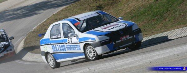 Rallycross France: Une nomination surprise