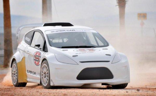 Global Rallycross: Andreas Eriksson cherche le juste équilibre