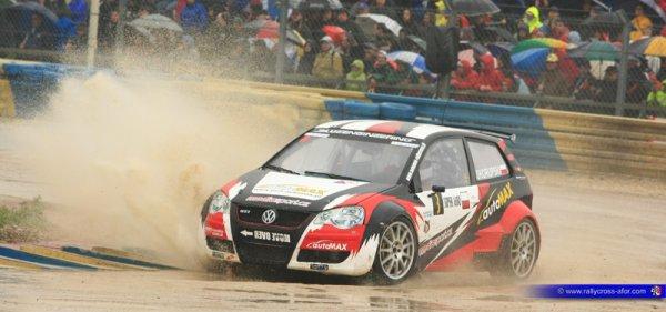 Rallycross Europe: Krzysztof Skorupski conclut sa saison en vidéo