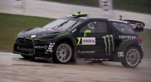 Rallycross Europe/GRC: Saison faste pour MTechnologies