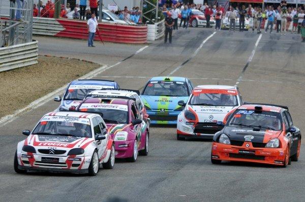 Rallycross France: Lohéac reste une priorité pour Rudolf Schafer
