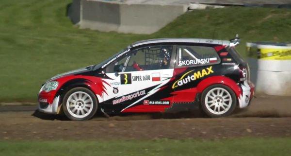Rallycross Europe: Skorupski candidat à la succession de Bakkerud