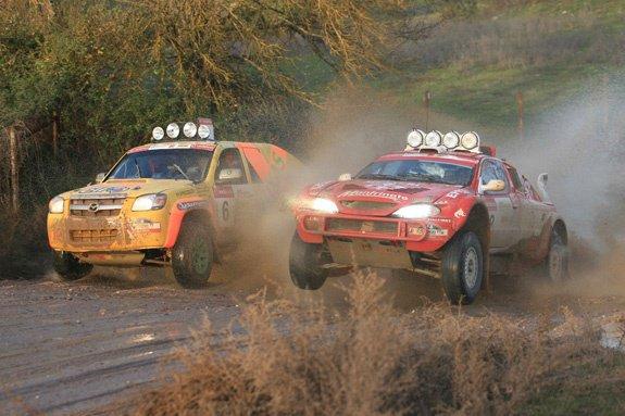 Rallycross France: Gaetan Sérazin et Patrick Guillerme à l'assaut du tout-terrain