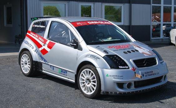 Rallycross Europe: Ada Marie Hvaal passe au Super1600