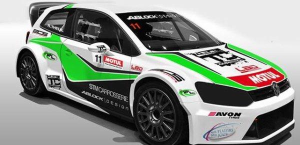 Rallycross France: Nouvelles voitures, nouvelles couleurs, nouveau site web!