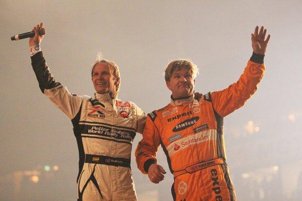 WRC: Petter Solberg confirme son retrait