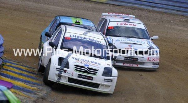 """Rallycross France: Puissance """"DS""""3 pour Nicolas Gouriou"""