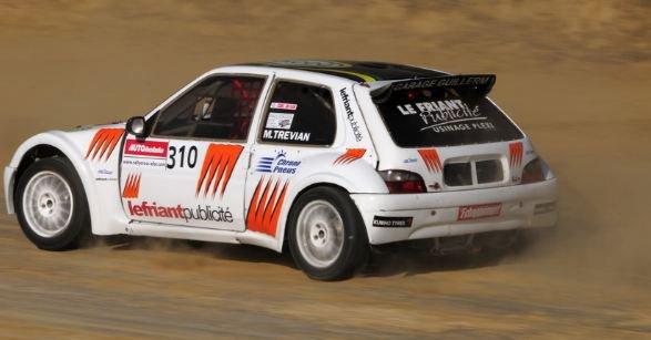 Rallycross France: Un retour en guise de préparation pour 2013