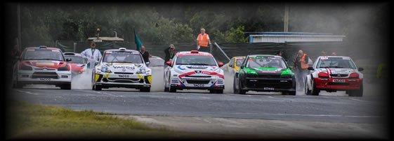 Petite Présentation de la discipline ( Rallycross )