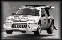 Historique du Rallycross