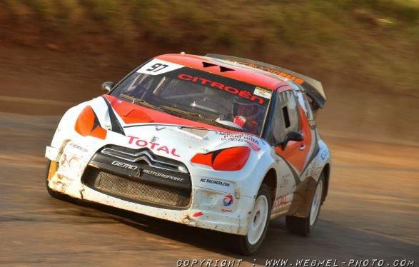 Rallycross France: GEMO Motorsport et Gilles Franco investissent la Division 3