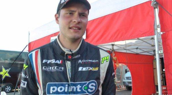 Rallycross France: A la découverte de Pont-de-Ruan avec Davy Jeanney