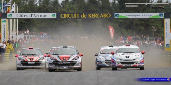 Rallycross Europe: Kerlabo et Essay confirmés (European Rallycross Challenge)
