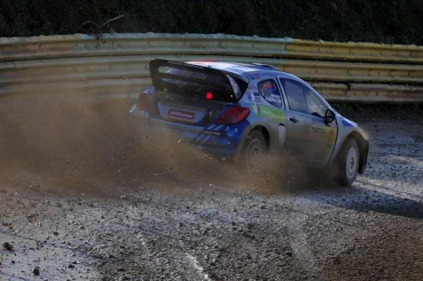 Rallycross France: Un VRP de luxe