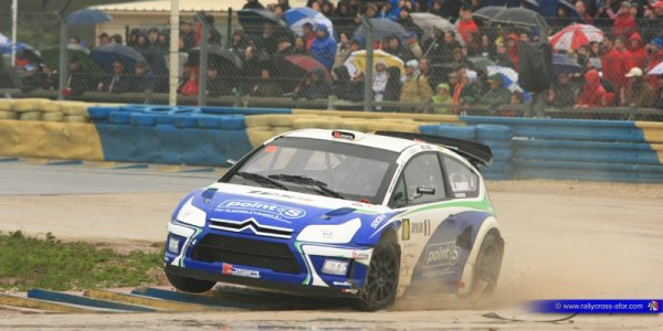 Rallycross Europe: C4 ou DS3 pour Davy Jeanney ?