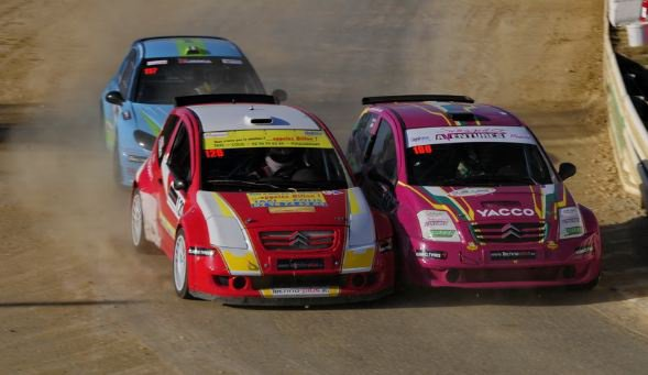 Rallycross France: Dominique Le Noac'h à l'arrêt!