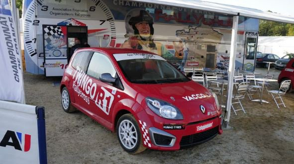 Rallycross France: Roulez en Twingo avec le Team Briffaud