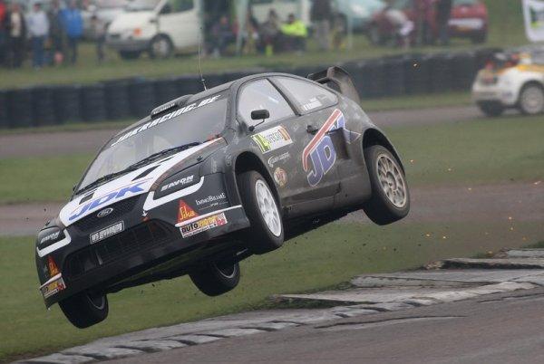 Rallycross Europe: Les highlights de Michael de Keersmaecker